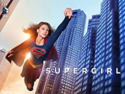Amazon video, Supergirl, Melissa Benoist, CW TV shows, Supergirl Season one