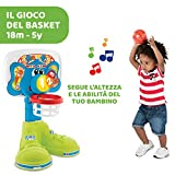 Immagine 1 chicco fit fun basket league