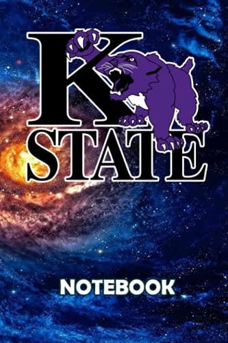 NCAA Kansas State Wildcats : Kansas State Wildcats Notebook & Journal   Fan Essential   Kansas State Wildcats Fan Appreciation #