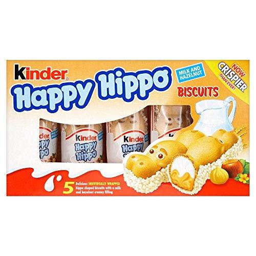 Happy Hippo per bambini (T5 x 10 x 1 confezione)