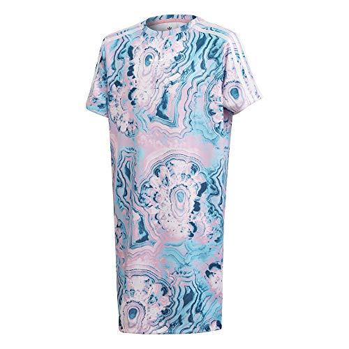 adidas Vestido Marble Niña 8 Azul