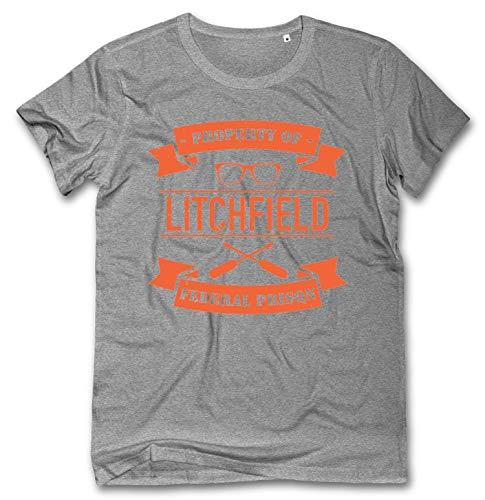 Litchfield Orange is The New Black Das T-Shirt der Männer Medium