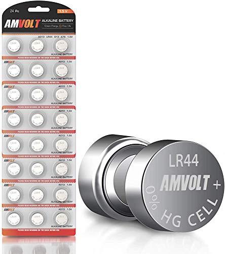 professional 24-pack LR44 AG13 SR44 357303 LR44G Battery – [Ultra Power] No premium alkali 1.5 V …