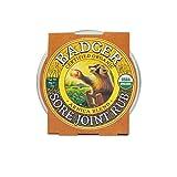 Badger - Sore Joint Rub, Arnica & Black Pepper, Organic...