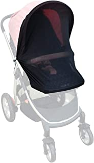 Bayan Stroller Sunshade Car Seat Sun Shade Bassinet Playpen Crib Stroller Net-Nice Visiblity and Air Permeability Design