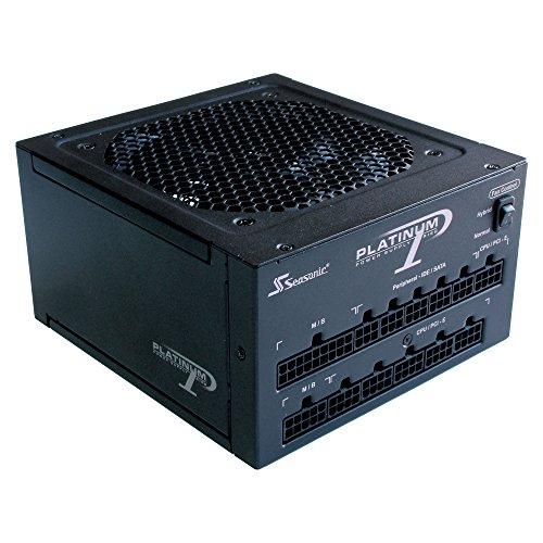 オウルテック 80PLUS PLATINUM取得 HASWELL対応 ATX電源ユニット 5年間交換保証 フルモジュラーケーブル Seasonic X Series 860W SS-860XP2S