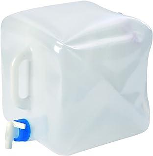 comprar comparacion Bo-Camp - Bidón Plegable 15 litros, 21 x 21 x 23 cm