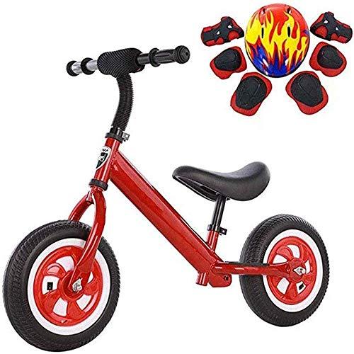 LIPENLI Infantil Bike Balance de diapositivas Vespa empuje Bikelightweight sin pedal de Formación de bicicletas Bicicletas de balance de los niños muchachas de los muchachos del regalo de cumpleaños 2