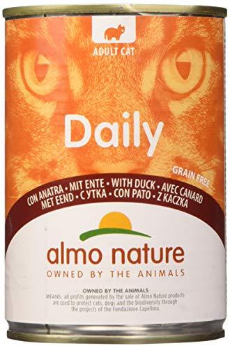 Almo Chat Daily Menu GR 400 Canard