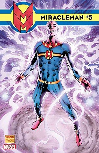 Miracleman #5 (Miracleman: Parental Advisory Edition) (English Edition)