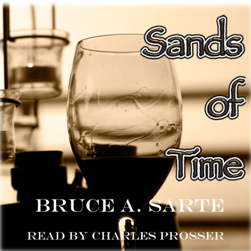 Sands of Time audiobook cover art