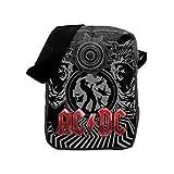Ac/Dc Black Ice (Cross Body Bag) Rocksax