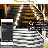 Zoom IMG-1 geyueya home led decking luci