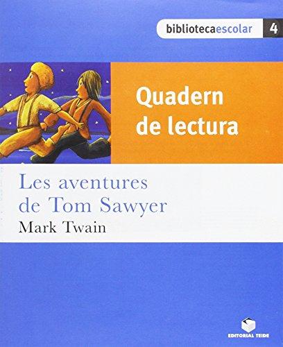 Biblioteca Escolar.Les Aventures de Tom Sawyer Qua - 9788430763153