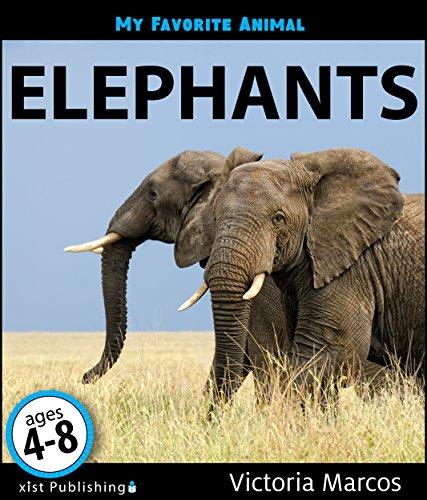 My Favorite Animal: Elephants (English Edition)