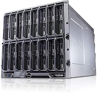 Dell PowerEdge M1000e Blade Enclosure   4 x M620 Blades   80 Cores   384GB RAM   2 x 500GB SSD New (Renewed)