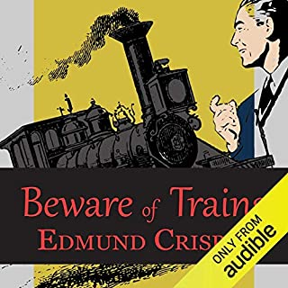 Beware of the Trains cover art