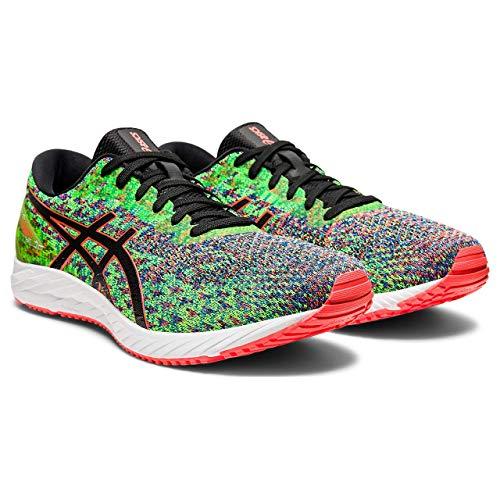 ASICS Men's Gel-DS Trainer 25 Running Shoes, 12, Sunrise RED/Black