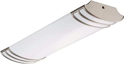 Lithonia Lighting FMLFUTL 24-Inch 840 BN 2-Foot Futra Linear Design for Kitchen| Office|..
