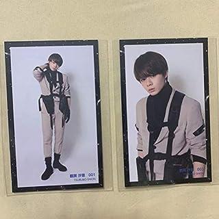 JO1 museum 鶴房汐恩 001 003 トレンディングカード