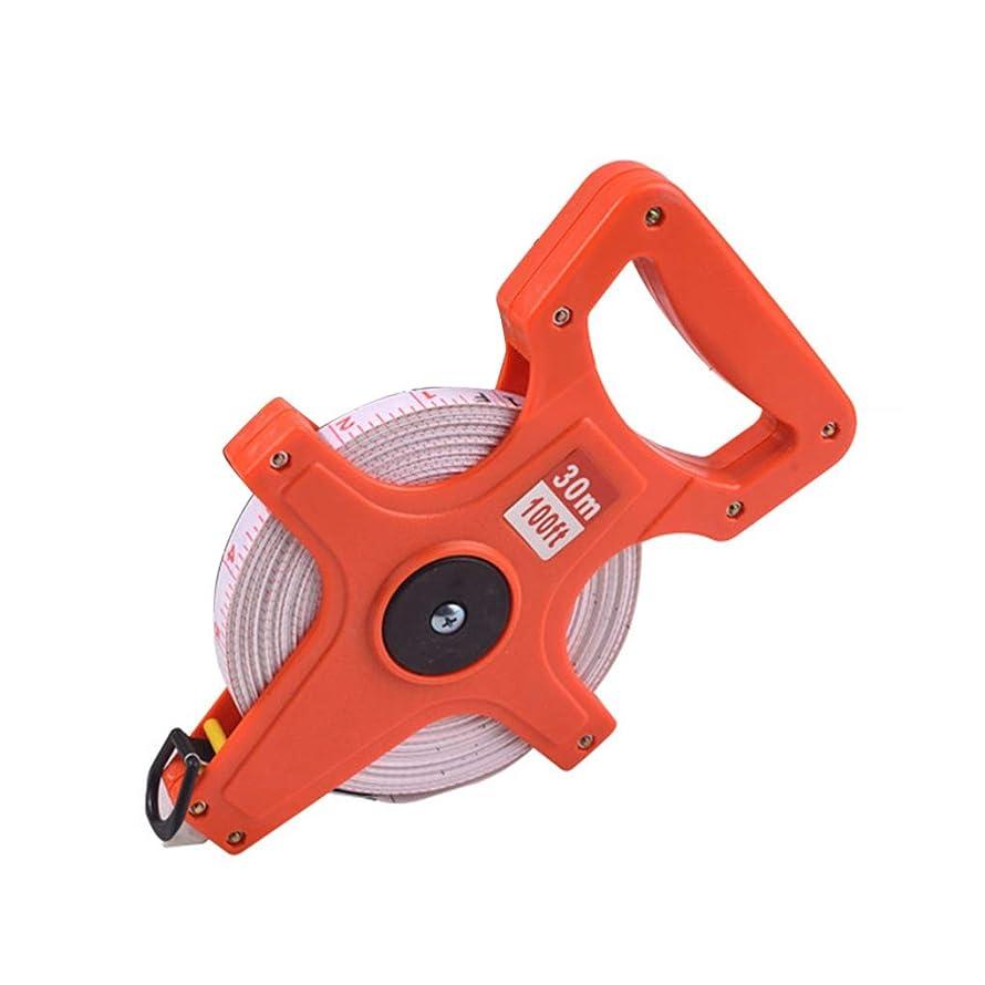 Open Reel Measuring Tapes Plastic Tape Measure Metric 30 Meters Carpenters Measuring Tool