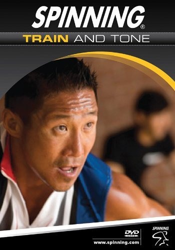 Mad Dogg Athletics Spinning Train and Tone DVD by Spinning