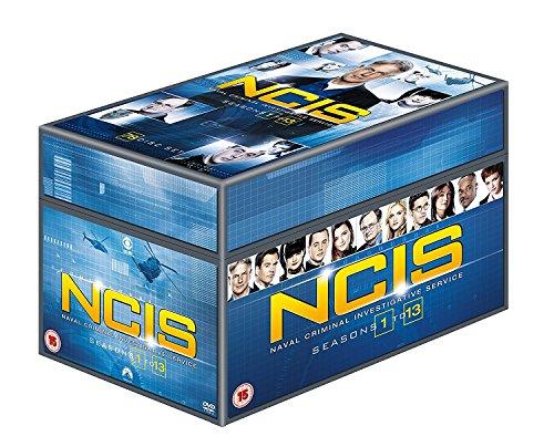 NCIS Staffel 1-7 in Deutsch und Englisch & Staffel 8-13 in Englisch / Season 1 2 3 4 5 6 7 8 9 10 11 12 13 [78-DVD Box Set]