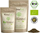 Bio Kümmel ganz echt (500g) Kümmelsamen Kümmeltee vom-Achterhof Kümmelsaat Caraway Whole Organic