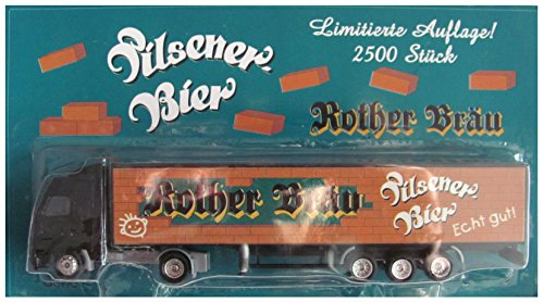 Unbekannt Rother Bräu Nr.06 - Pilsener Bier - Volvo FH16 - Sattelzug