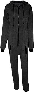 Maweisong Men Long Sleeve Hoodies Sweatshirt + Tracksuit Long Pants 2Pcs Sets