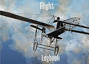 Flight Logbook: Pilot logbook | Pilot log book | Logbook and flight tracking, aircraft, glider, helicopter | 8