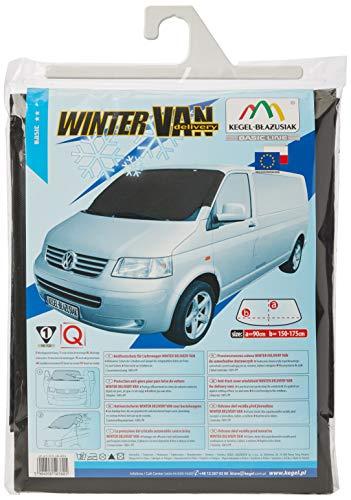 Kegel 5-3311-246-4010 Bâche Antigivre pour Pare Brise Winter Delivery Van Noir