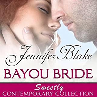 Bayou Bride audiobook cover art