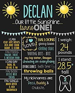 Best you are my sunshine first birthday printables Reviews