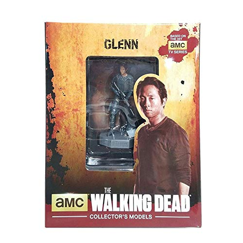 Eaglemoss The Walking Dead Collector's Models: Glenn Figurine by Eaglemoss