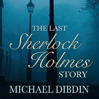 The Last Sherlock Holmes Story cover art