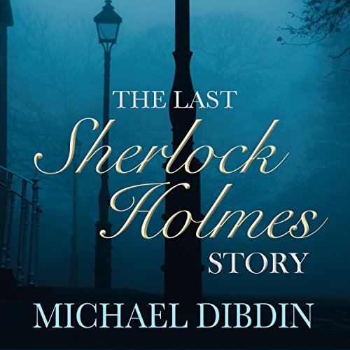 The Last Sherlock Holmes Story cover art