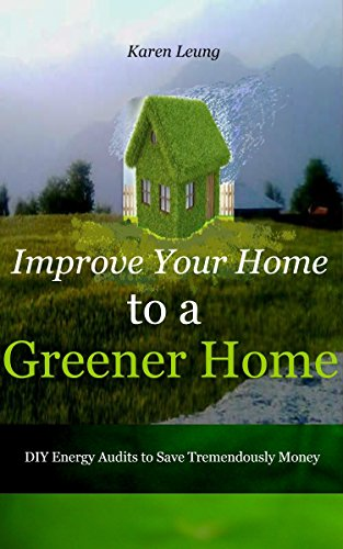 Improve Your Home to a Greener Home: DIY Energy Audits to Save Tremendously Money