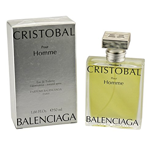 Balenciaga Cristobal Men Eau de Toilette Spray 50ml