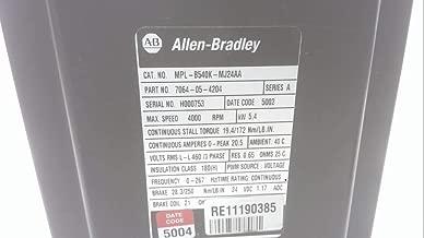 Allen Bradley Mpl-B540k-Mj24aa Series A Servo Motor, Mp Series, Mpl-B540k-Mj24aa Series A