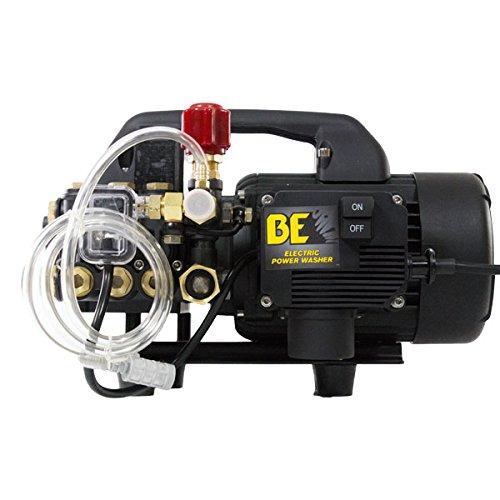 Hyundai P1515EPN Portable Electric Pressure Washer, 230 V, Black/Yellow