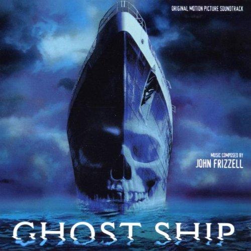John  Frizell: Ghost Ship (Audio CD)