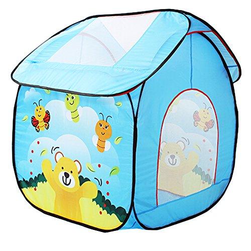 Enfants Outdoor Fun Indoor Jouer Tente Jouer maison Big Baby Tent,Bee Maison