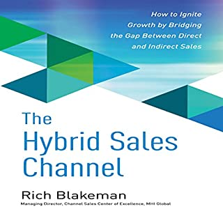 The Hybrid Sales Channel cover art