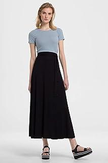 Rina Casual Maxi Skirt For Women