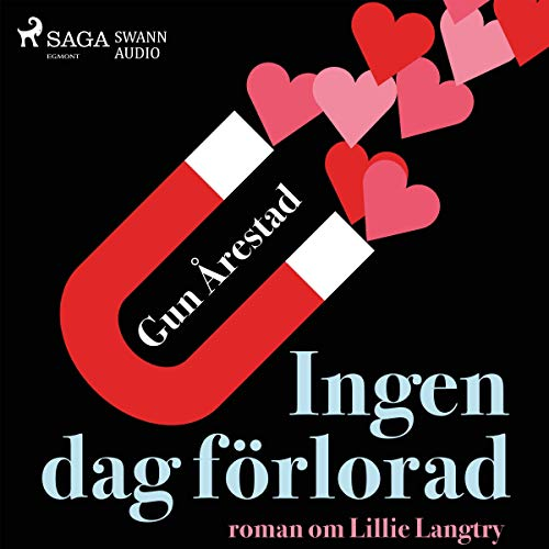 Ingen dag förlorad:roman om Lillie Langtry cover art