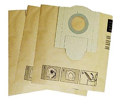 Fein 913038K01 Vacuum Bags for 9-11-20 & 9-11-55, 3-Pack
