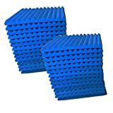 Immagine 1 48 pezzi di pannelli fonoassorbenti