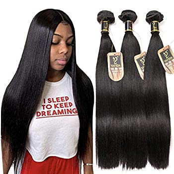 Best straight human hair weave Reviews