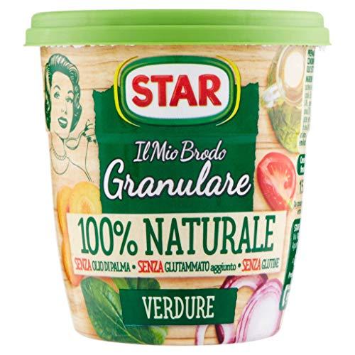 STAR BRODO GRANULARE 100% NATURALE VEGETALE 150GR